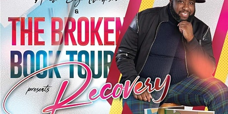 Broken Book Tour  Presents Recovery tickets