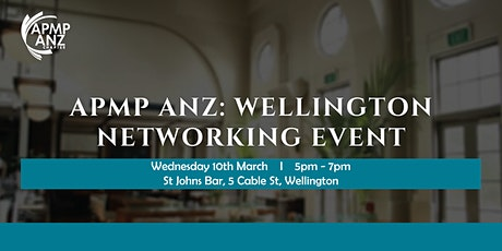 APMP Networking Event tickets