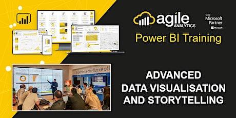 Power BI Advanced Data Visualisation - Online - Australia - 30 Mar 2021 tickets