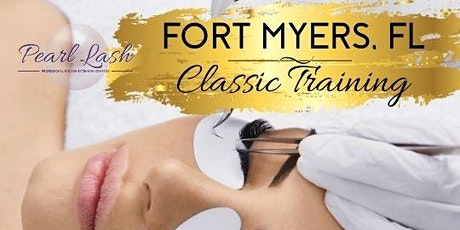 Eyelash Extension Training by Pearl Lash Fort Myers tickets