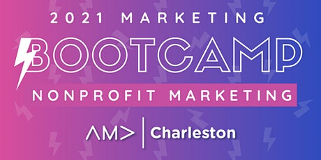 Marketing Bootcamp: Nonprofit Session tickets