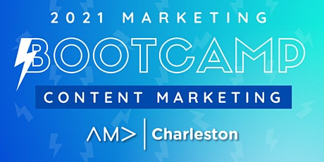 Marketing Bootcamp: Content Session tickets
