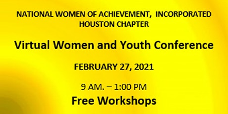 National Women of Achievement Women's Conference tickets