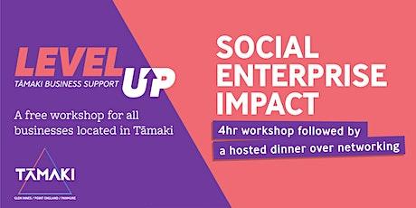 Social Enterprise Impact tickets