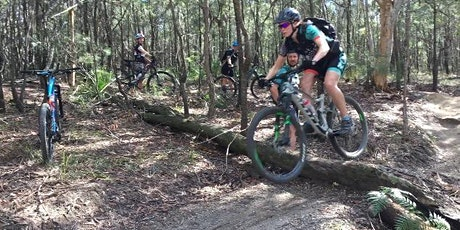 Base Skills - Mountain Bike Coaching - 2 Session Course -April 2021 tickets