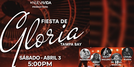 Sábado de Gloria Tampa Bay tickets