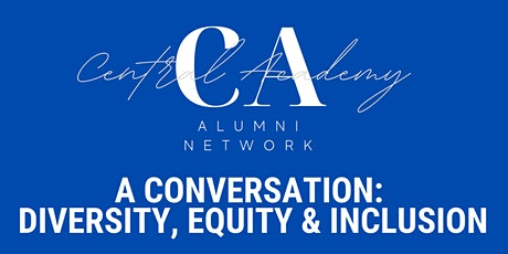 A Conversation on Diversity, Equity & Inclusion Efforts tickets