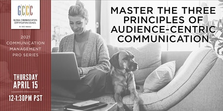Pro Series: Master the Three Principles of Audience-Centric Communication biglietti