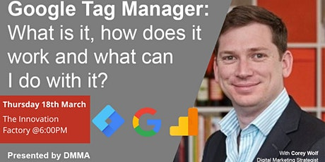Google Tag Manager: What is it, how does it work and what can I do with it? tickets