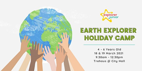 STEAM March Holiday Program: Earth Explorer tickets