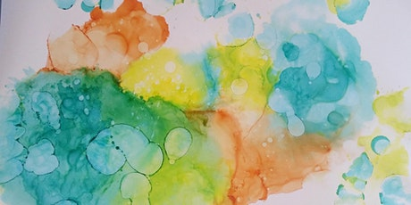 Alcohol Ink Workshop for Beginners tickets