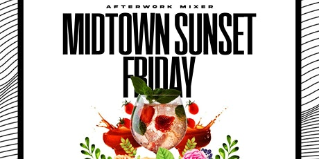 "Sunset Fridays"" $5 Drinks  & Dinner Party tickets"