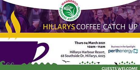 Business Networking Perth - Hillarys tickets
