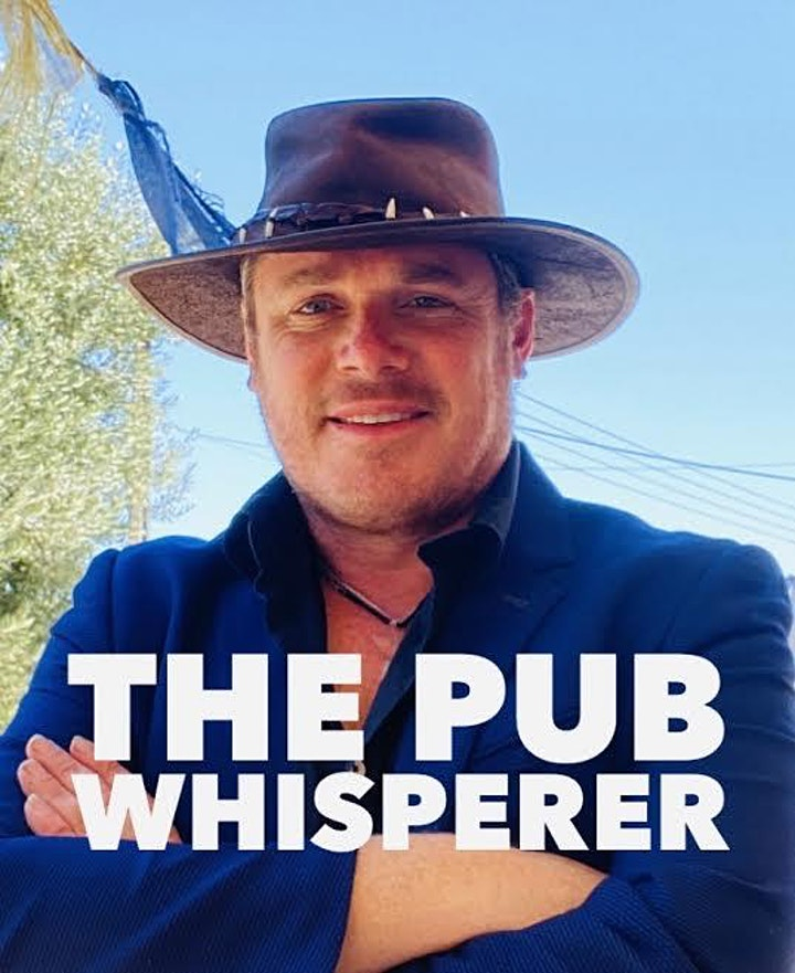 Pubs Supporting People Day - The Old Bush Inn, Willunga, SA image