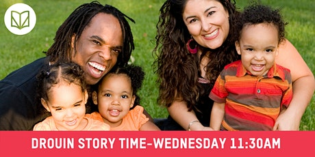Drouin Library Story Time- Wednesday 11:30 AM tickets