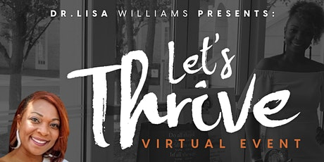 Let's THRIVE! tickets