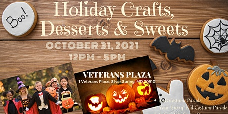 Silver Spring Holiday Crafts, Desserts & Sweets tickets