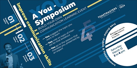 You Symposium - Build Your Own Improve Communication Skills Learning Event tickets