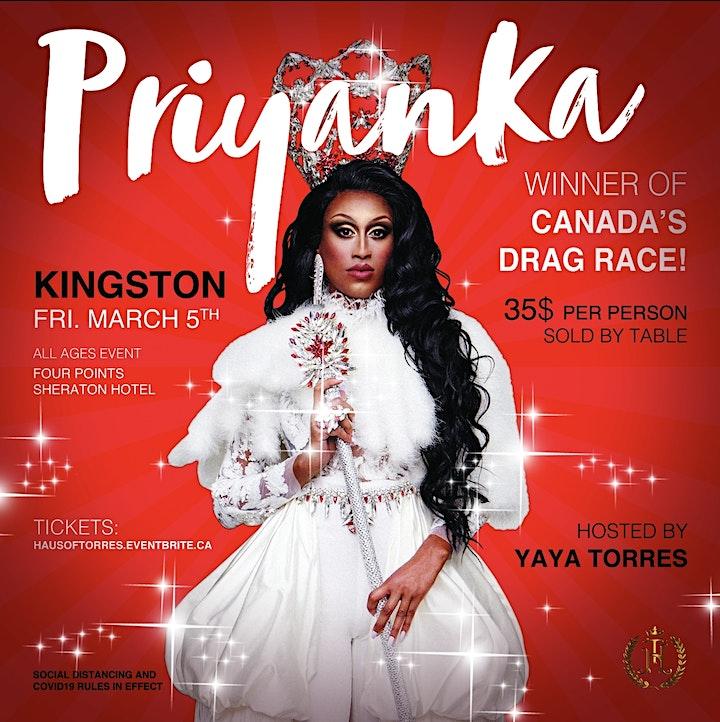 Haus of Torres Priyanka Kingston! image