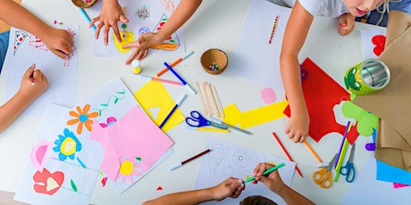 Make It! After school club - Camberwell Library tickets