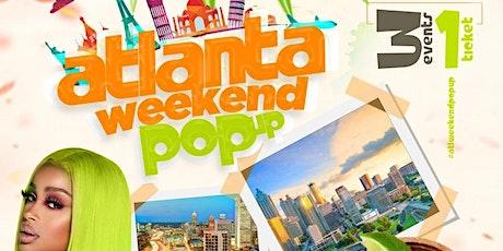 ATLANTA WEEKEND POP UP tickets