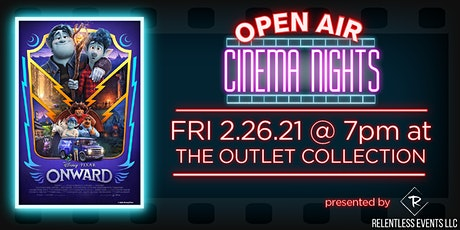 Onward | Open Air Cinema Nights tickets