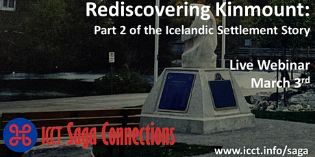 Saga Connections #3: Rediscovering Kinmount tickets