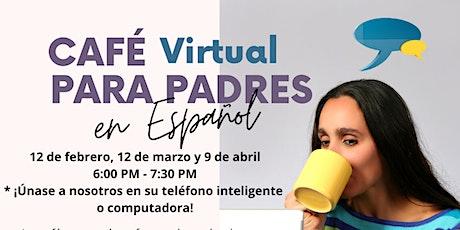 Vitality Parent Café en Español tickets