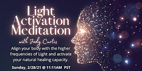 Light Activation Meditation tickets