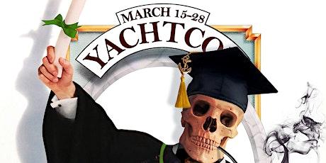 YachtCon: Back to School tickets