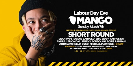 MANGO CLUB - LABOUR DAY EVE tickets