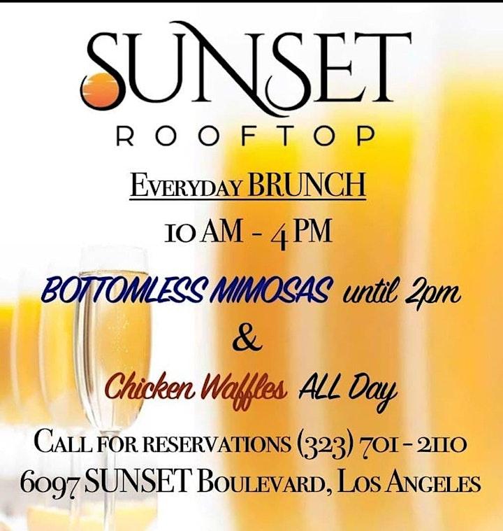 Bottomless mimosa image