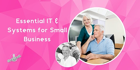 Essential IT & Systems for Small Business tickets