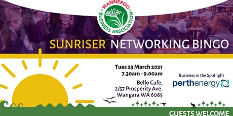 Business Networking Perth - Wangara tickets
