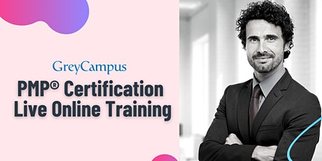 PMP® Certification Live Online Training in Mississauga tickets