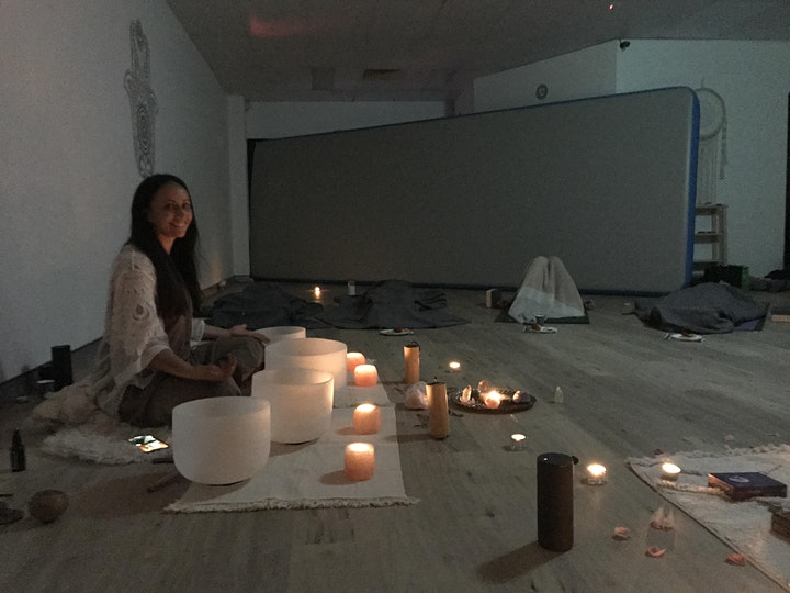 New Moon Yin and Sound Healing image