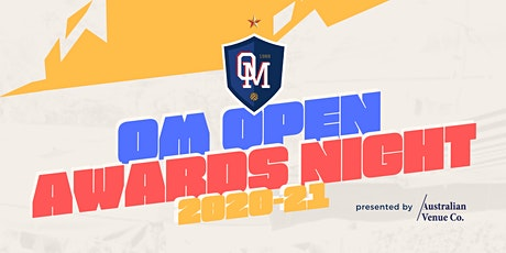 OM Open 2020-21 Awards Night tickets
