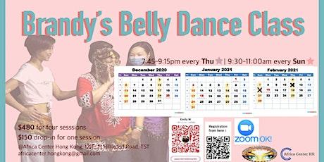 Brandy's Belly Dance Class tickets