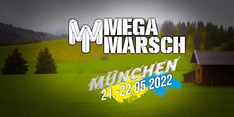 Megamarsch München 2022 billets