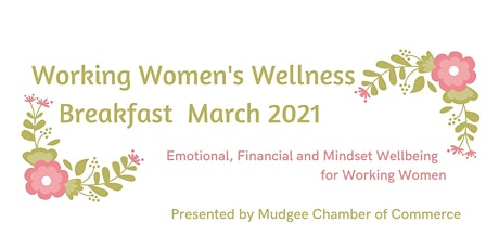 WORKING WOMEN'S WELLNESS Breakfast tickets