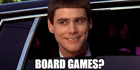 HSBNE Board Games Nights tickets