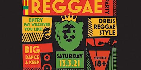 REGGAE PARTY #2 tickets