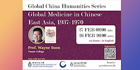 Global Medicine in Chinese East Asia, 1937-1970 tickets