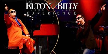 Elton John & Billy Joel Experience tickets