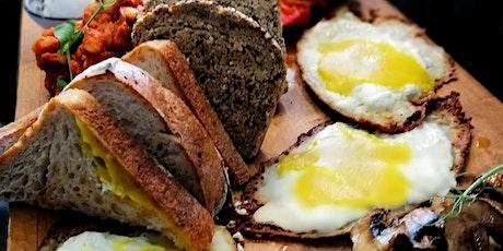 Vegan Egg Cooking Class # 2 tickets