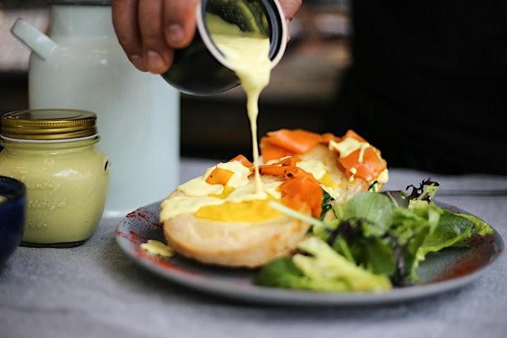 Vegan Egg Cooking Class # 2 image