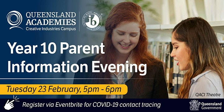 Year 10 Parent Information Evening image