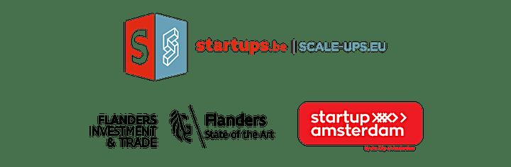 Meet & greet Belgian startup community active in smart & sustainable cities image