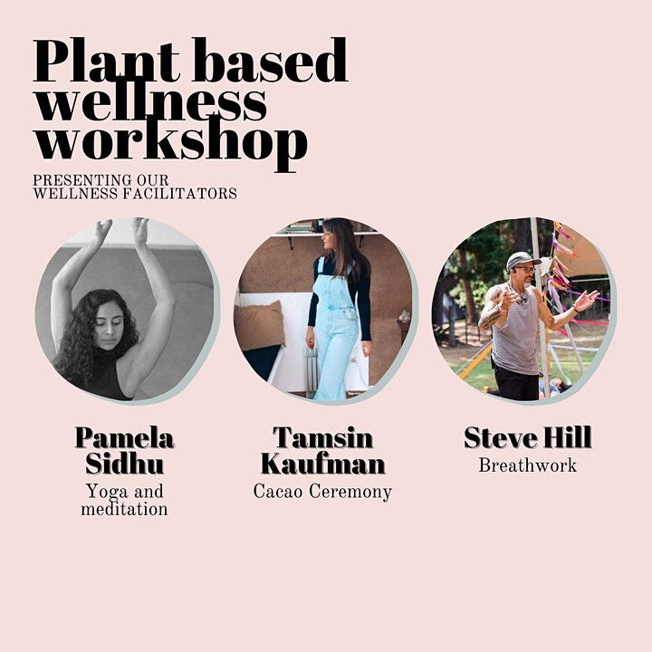 Plant Powered Wellness 1 day Workshop image