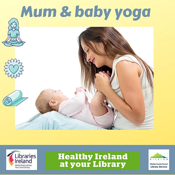 Mum & Baby Yoga image